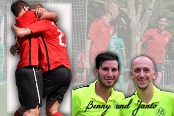 Sensationell - Zwei Urgesteine übernehmen 2. Mannschaft