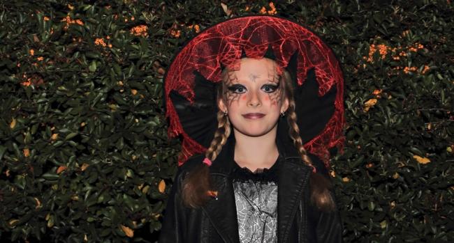 Prämierung der schönsten Halloween Kostüme