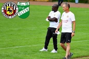 Trainer Conradi nimmt Niederlage auf seine Kappe