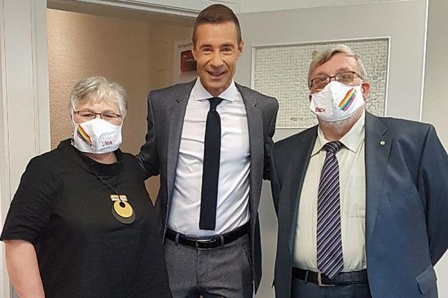 'Livia-Leichner-Stadion' zieht weitere Kreise