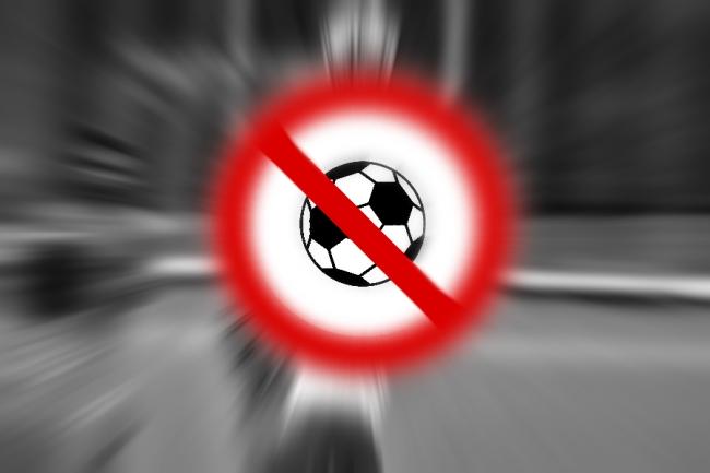 Spiel- und Trainingsbetrieb vorerst eingestellt